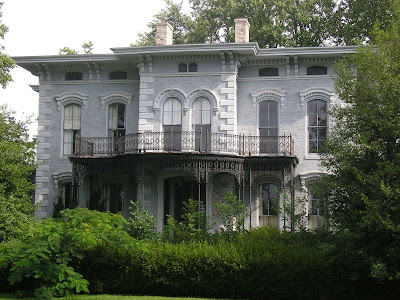 'Bellevoir' the Hamilton Ormsby House, Lydon, KY
