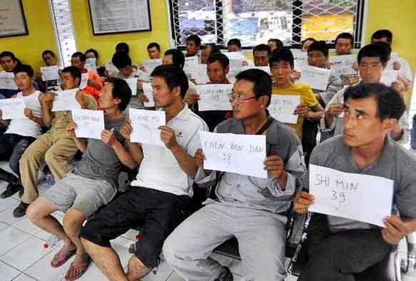 Tenaga Kerja Asing Ilegal di Jawa Timur Mengkhawatirkan