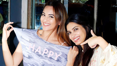 Happy Bhaag Jayegi Returns sonakshi sinha New HD Image