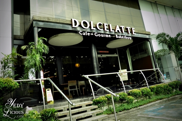 Dolcelatte Cafe Gourmet Bakeshop at Quezon Ave.