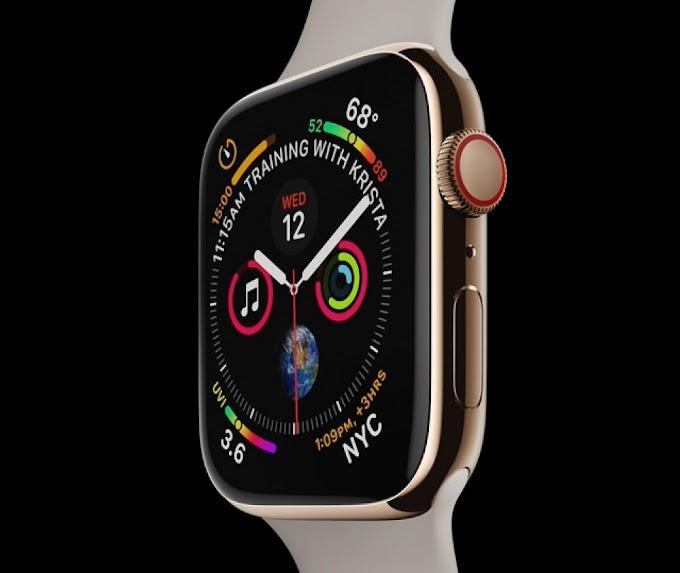 Apple Watch Series 4 tomará electrocardiogramas desde la versión watchOS 5.1.2