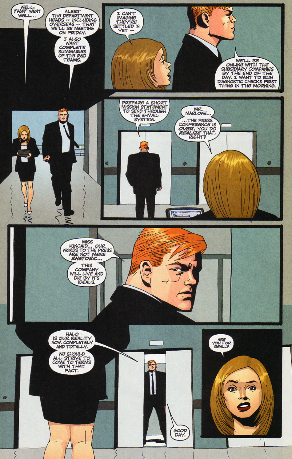Wildcats (1999) Issue #12 #13 - English 16