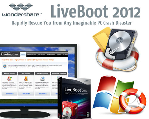 2012 LIVEBOOT V WONDERSHARE 7.0.1.0 TÉLÉCHARGER