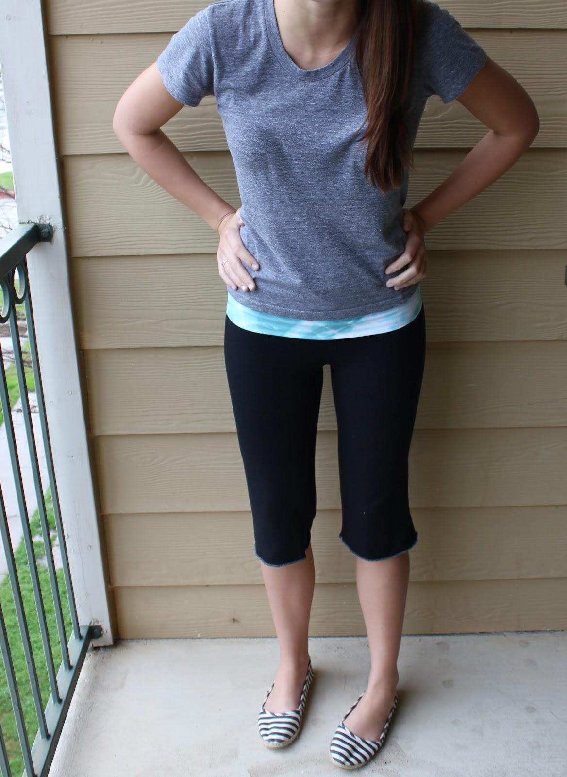 Yoga Pants A Tutorial  Sweet Verbena-4916