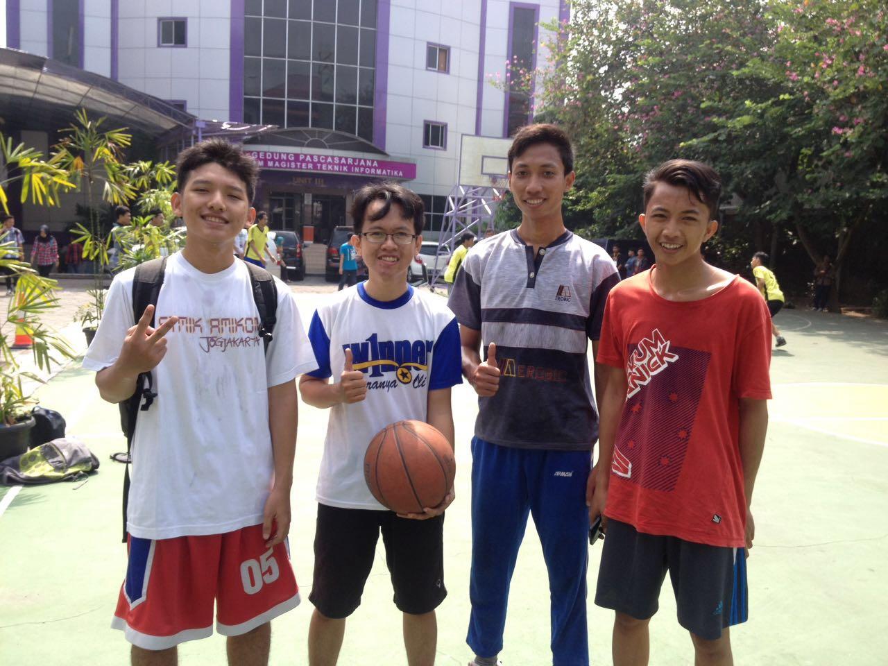 Team Basket 3 on 3