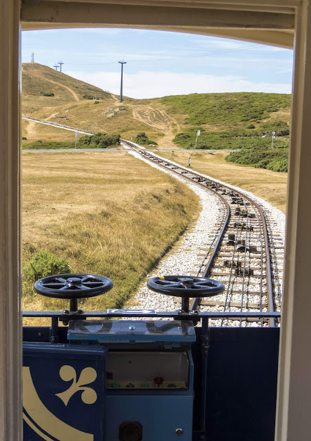 North Wales Points of Interest: Great Orme Tramway