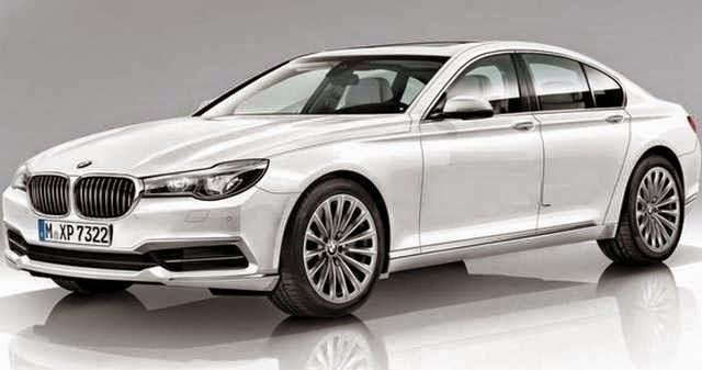 2018 Voiture Neuf 2018 BMW Série 7 Date De sortie, Prix, Revue, Photos, Concept