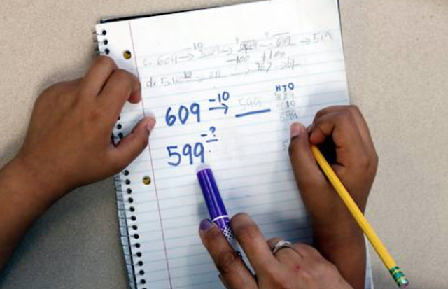 Hundreds of NC teachers are flunking math exams. It may not be their fault.