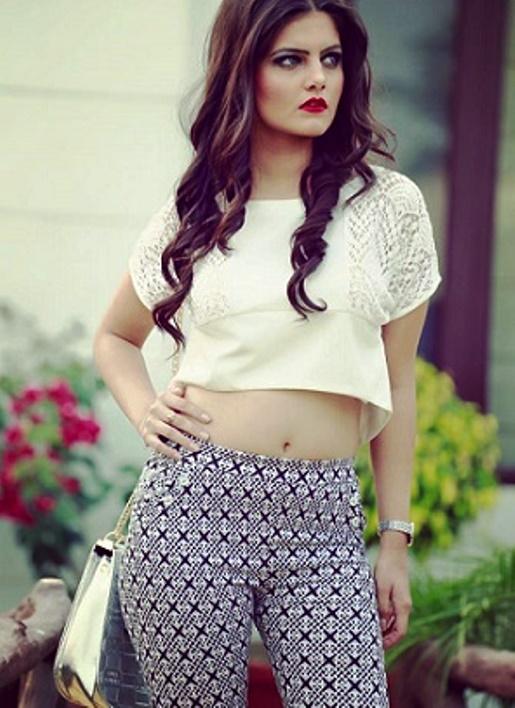 Punjabi Actress Tanvi Nagi Hot Wallpapers Today We Are Adding-4562