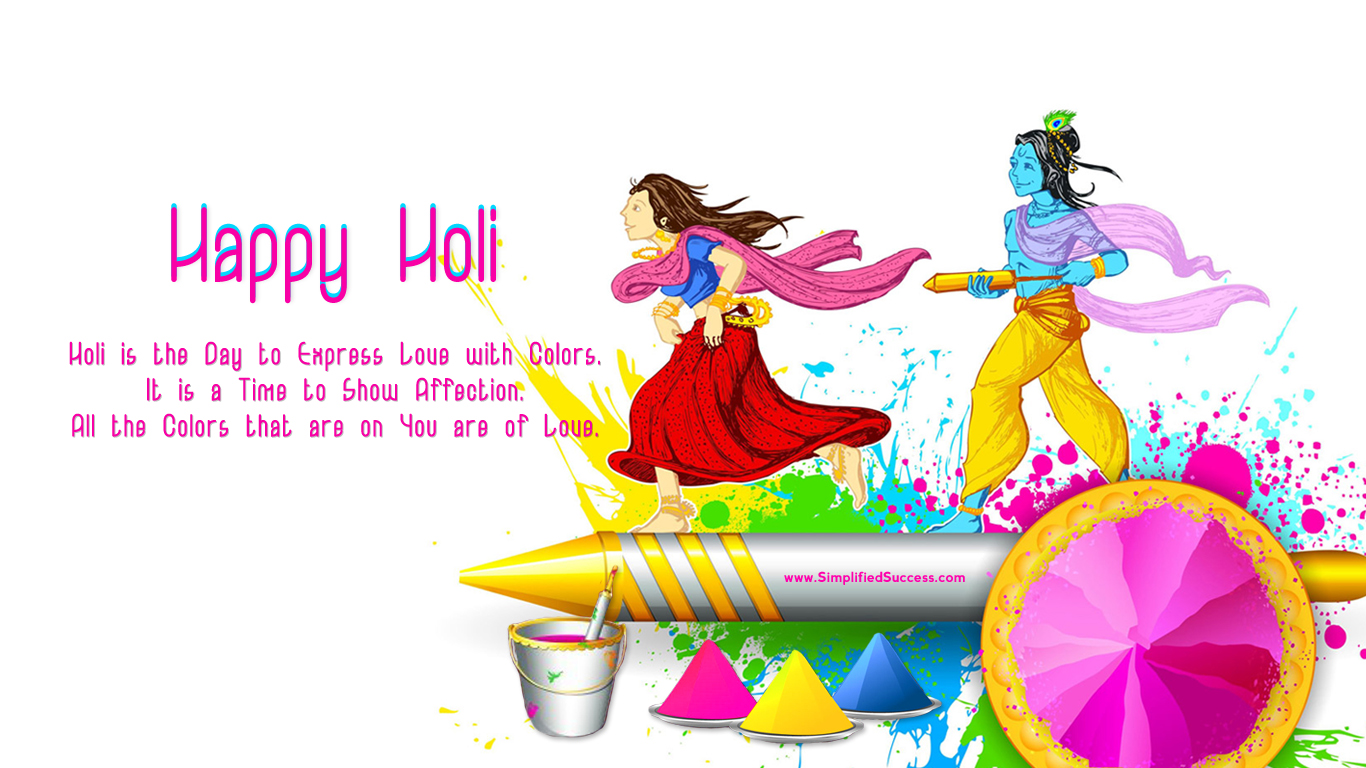{2018} Happy Holi Images free download for facebook and whatsapp