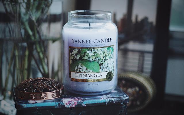 Yankee Candle - Hydrangea - Czytaj więcej »