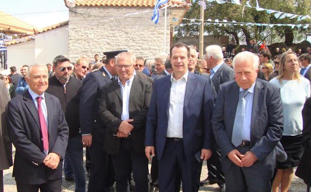 Στις εορταστικές εκδηλώσεις σε Άνω Δώριο και Κυπαρισσία ο υποψήφιος Περιφερειάρχης Πελοποννήσου Γ. Δέδες