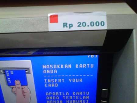 Apakah Bisa Tarik 20 Ribu di ATM BNI?