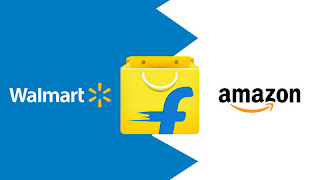 Flipkart, Amazon, Walmart major e-commerce companies supports Govt, New e-Commerce Policy