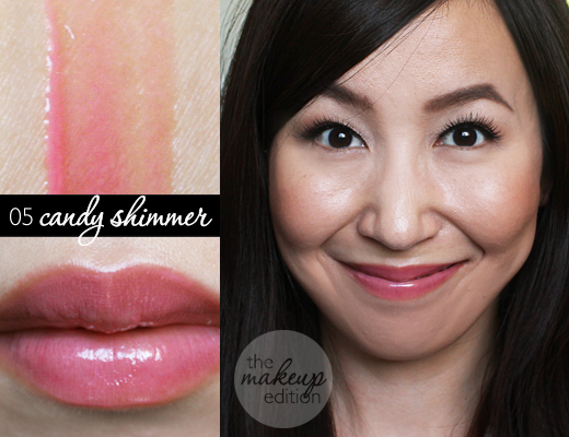 The Makeup Edition Clarins Instant Light Natural Lip