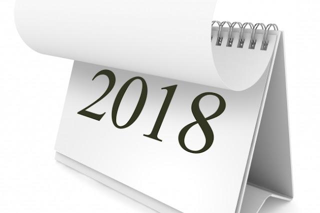 Tahun 2018