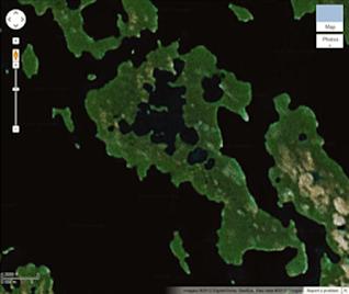 Ilha de 4 acres ao norte do Canadá - Blog Mortalha)