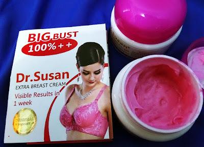 Cream Dr susan perawatan payudara indah dan montok