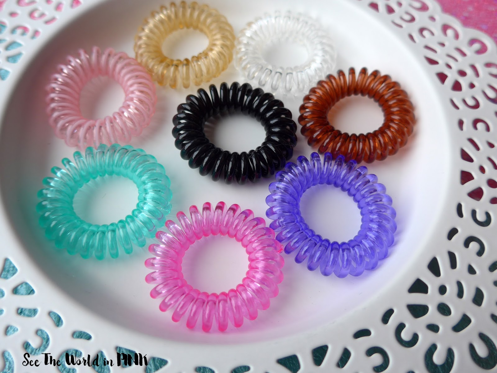 Gummiband Hair Cords - Review + A Special Offer!