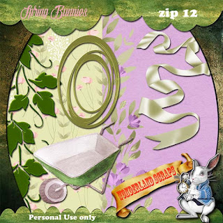 Spring Bunnies 12 - the last of this freebie