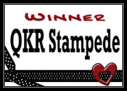 Winner of QKR Stampede Challenge #258