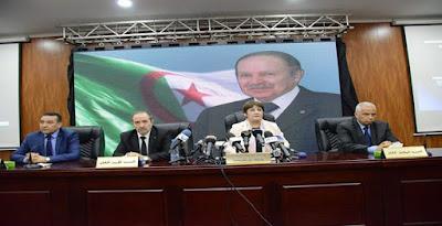 إطلاق النظام المعلوماتي لقطاع التربية الوطنية في الجزائر