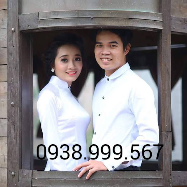 May bán, cho thuê áo dài bưng quả nam nữ quận Tân Phú