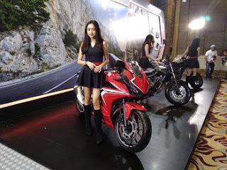 Honda Remsi Merilis Motor 500cc Tiga Sekaligus Di Bandung,  yaitu CB500F, CBR500R, dan CMX 500