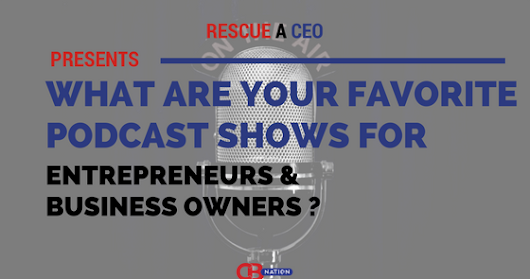 "CEOBlogNation Asks Daisi ""What Are Your Favorite Podcast Shows?"""