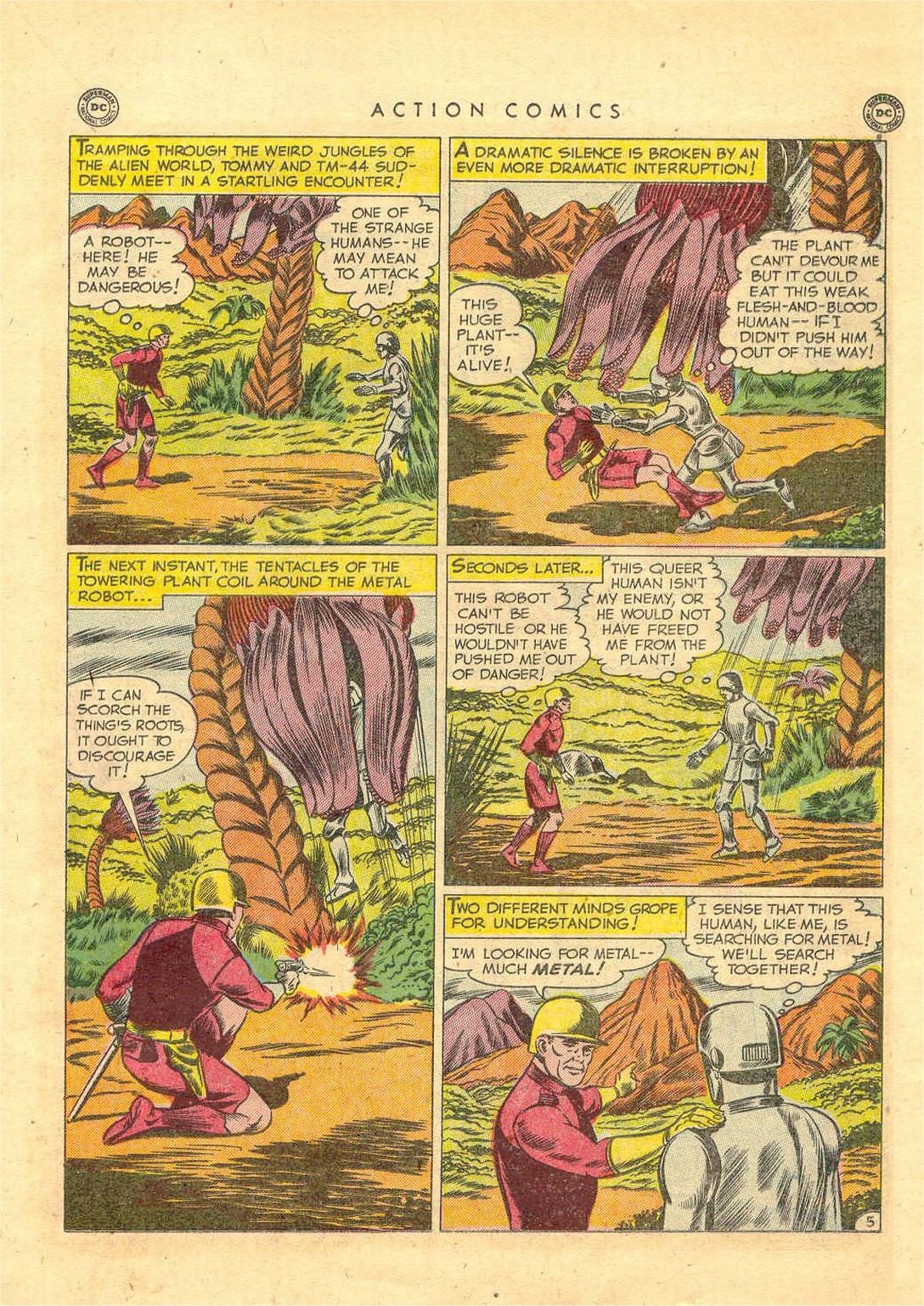 Action Comics (1938) 156 Page 19