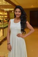Daksha Nagarkar Cute Beauty in Sleeveless White Dress at Khwaaish Exhibition Launch 2017 ~  Exclusive 058.JPG