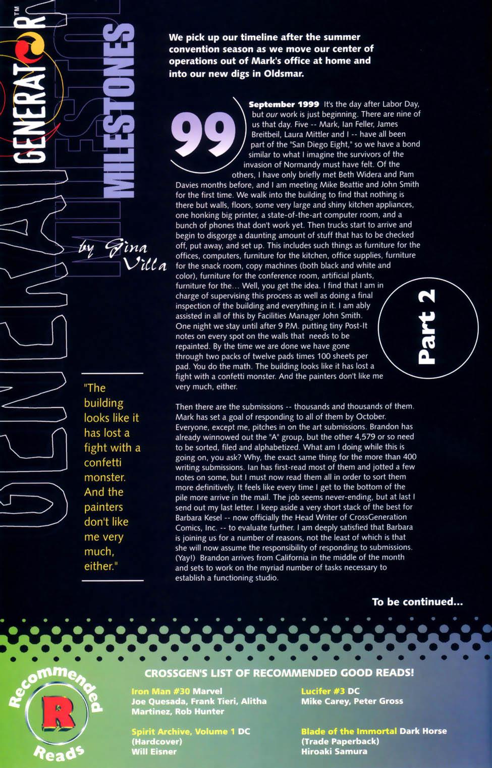 Read online Sigil (2000) comic -  Issue #4 - 33