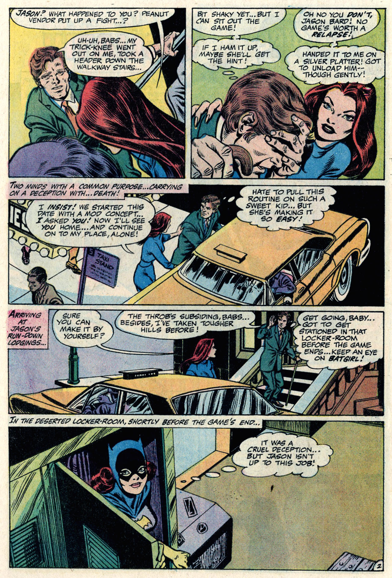 Detective Comics (1937) 393 Page 23