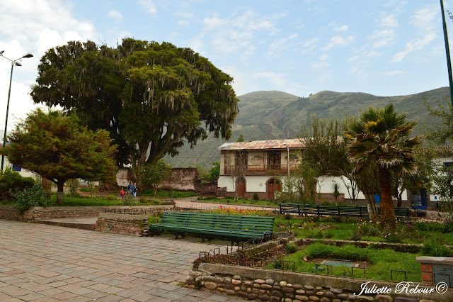 Andahuaylillas au Pérou