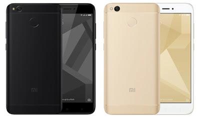Spesifikasi Xiaomi Redmi 4X, Harga baru Xiaomi Redmi 4X, Harga bekas Xiaomi Redmi 4X