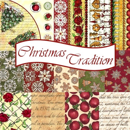 Fort Worth Fabric Studio Super Deal Christmas Tradition