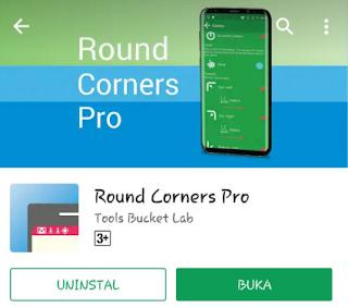 ara menciptakan sudut layar android membulat layaknya samsung S √  Cara Praktis Membuat Sudut Layar Android Membulat Layaknya Samsung S9