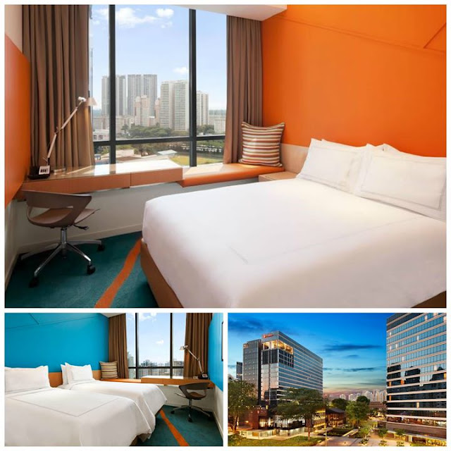 Days Hotel Singapore At Zhongshan Park 1 Jalan Rajah