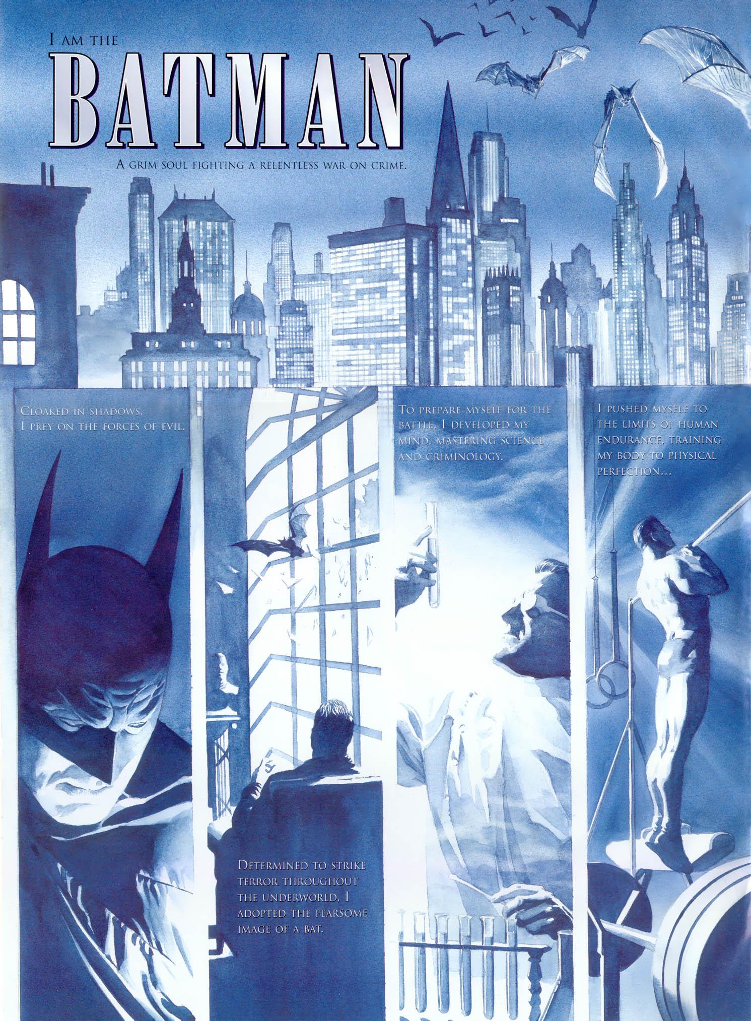 Psychology of Bruce Wayne RCO005