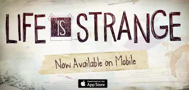 Ya disponible Life is Strange para móviles iOS