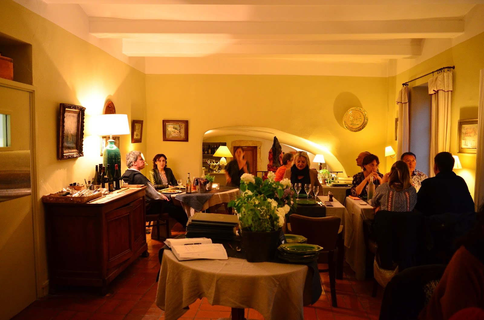Hedofoodia la treille muscate cliousclat - Restaurant cliousclat la treille muscate ...