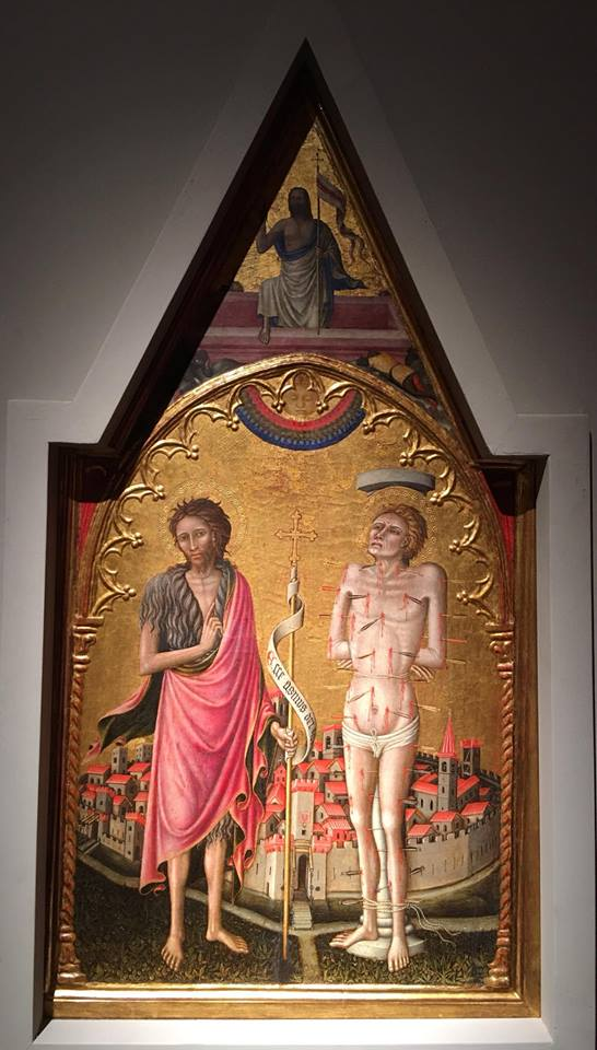 New Liturgical Movement: Artworks Restored in Italy (Part 1)