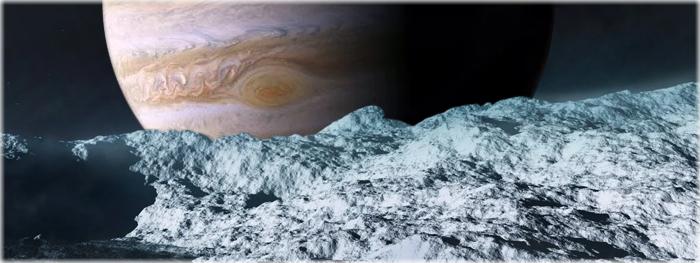 europa clipper - missão a lua de Jupiter
