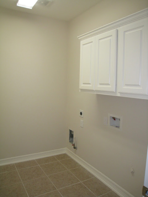 Laundry Room Before FrencH Farmhouse Makeover