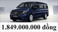 Đánh giá xe Mercedes Vito Tourer 121