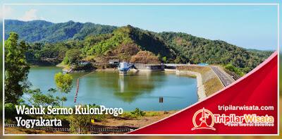 Wisata Waduk Sermo Kulon Progo Yogyakarta