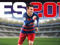 PES 2017 APK MOD Pro Evolution Soccer For Android 17 1.2.1