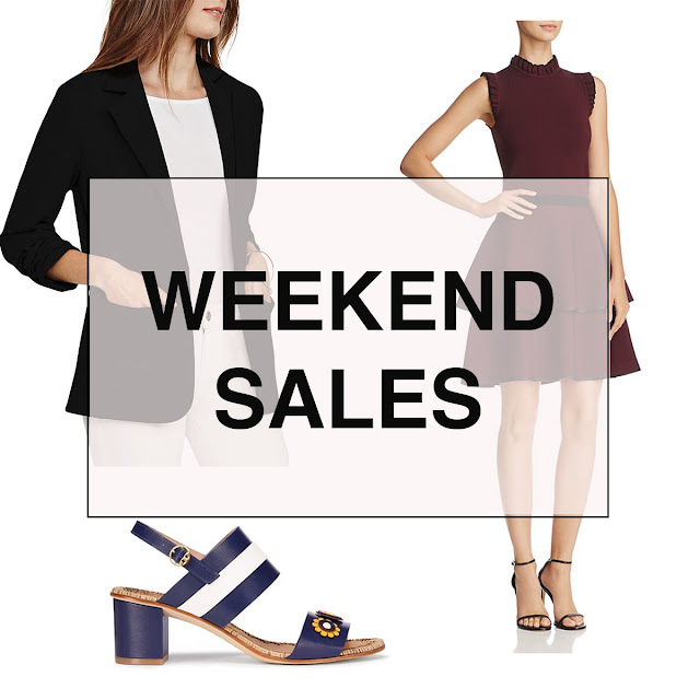 Life and Style Blogger, The Northern Magnolia, rounds up the weekend's best sales on the web!