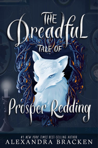 The Dreadful Tale of Prosper Redding book cover