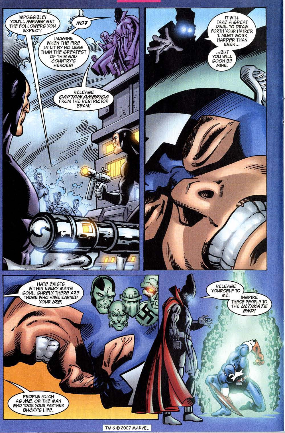 Captain America (1998) Issue #48 #55 - English 16